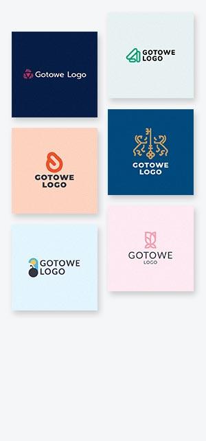 Gotowe projekty logo
